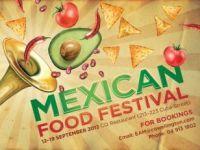 Mexican Food Festival Wellington