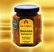 Mr Vikkis Banana Habanero