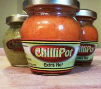Fiery Red Chilli ChilliPot