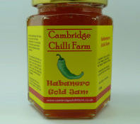 Cambridge Habanero Gold Jam