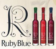 Ruby Blue Chilli Liqueur