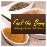 Feel-The-Burn Chilli Products